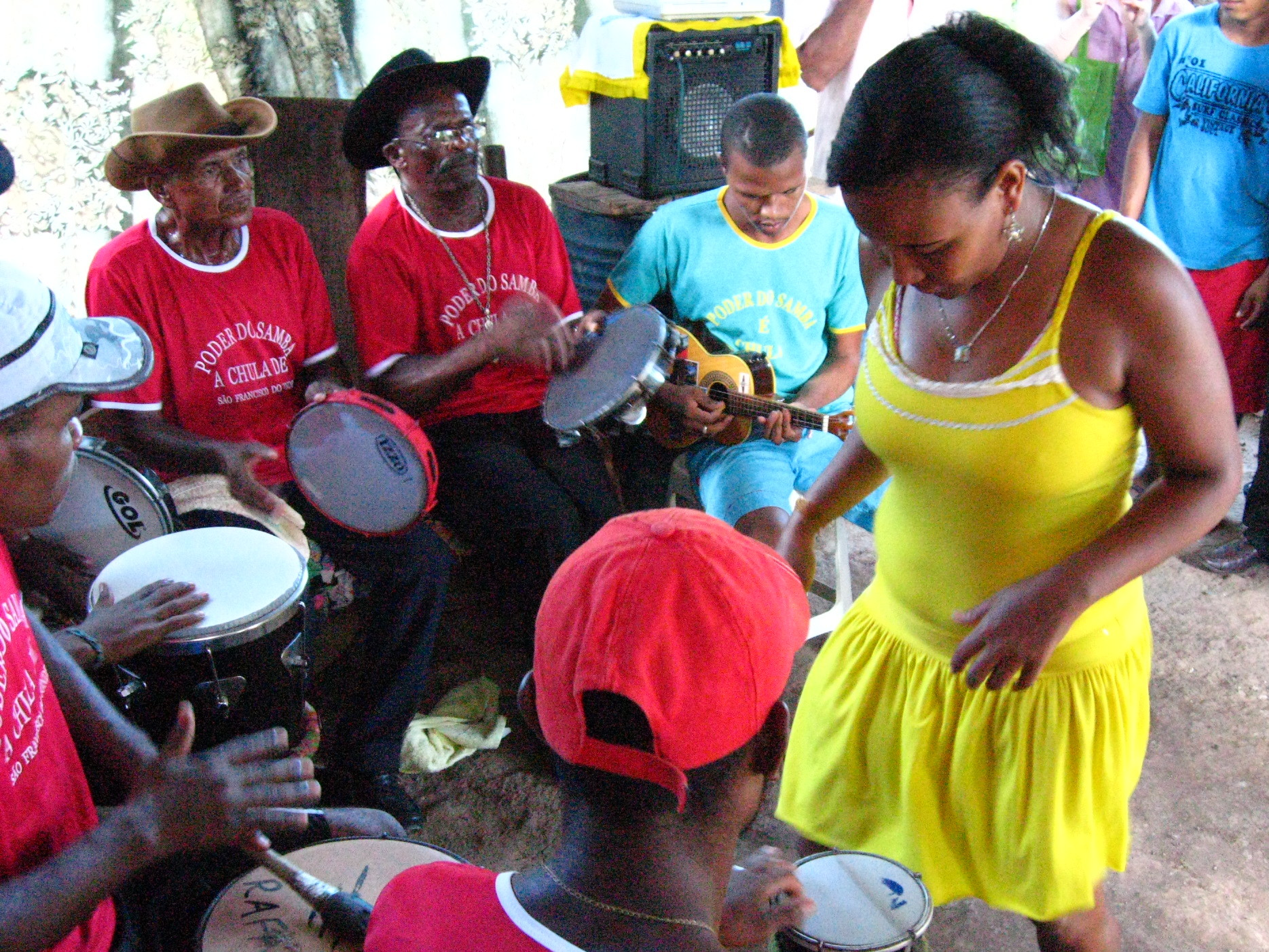 Samba de Roda & Heritage
